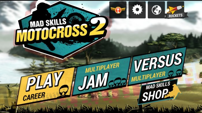 Android app of the week: Mad Skills Motocross 2