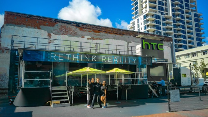 HTC Vive world tour heading to a city near you