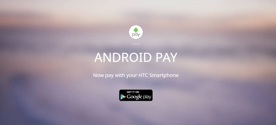 HTC Android Pay