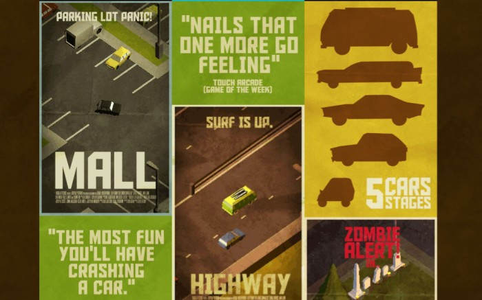 Android app of the week: Pako Car Chase Simulator