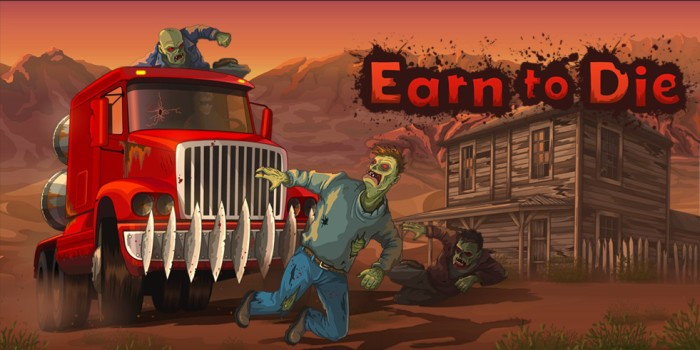 Android app of the week: Earn to Die