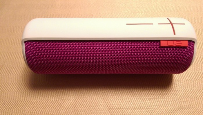 Go purple with the Ultimate Ears Boom for HopeLine speaker