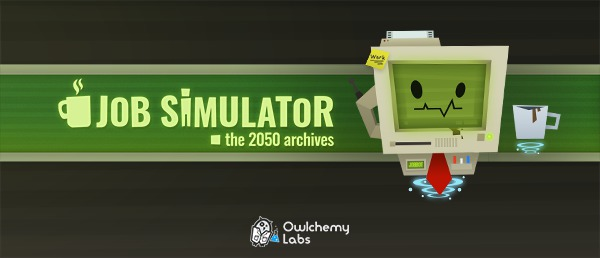 Owlchemy Labs announces new role in Job Simulator virtual reality game
