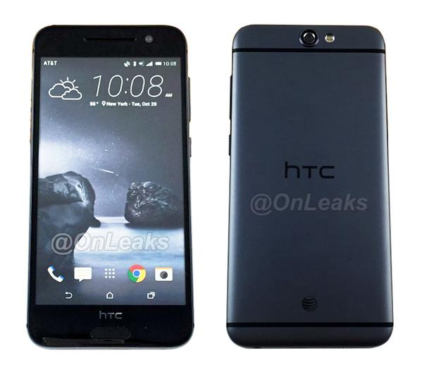 Pictures of a HTC One A9 dummy unit give us a clear look at the phone's details