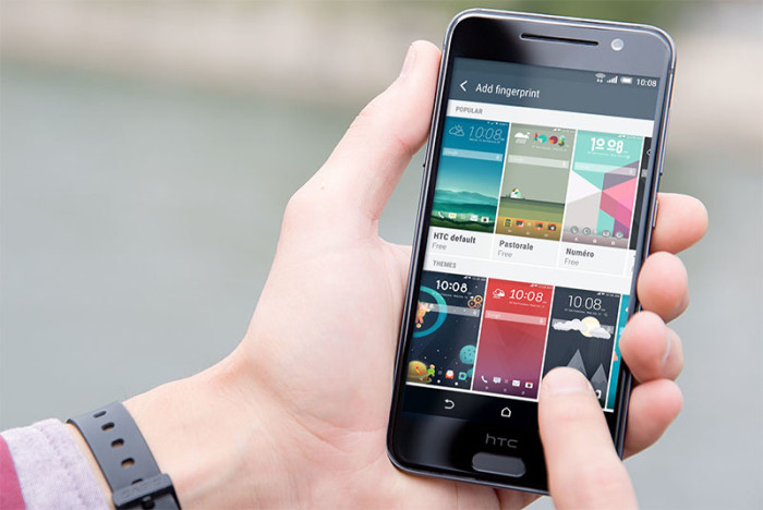 HTC One A9 now available from AT&T