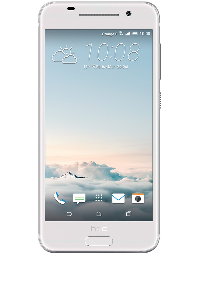 htc-one-a9-silver-front