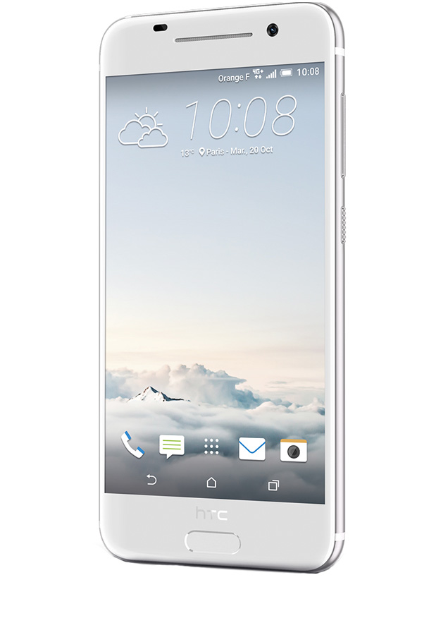 htc-one-a9-silver-side