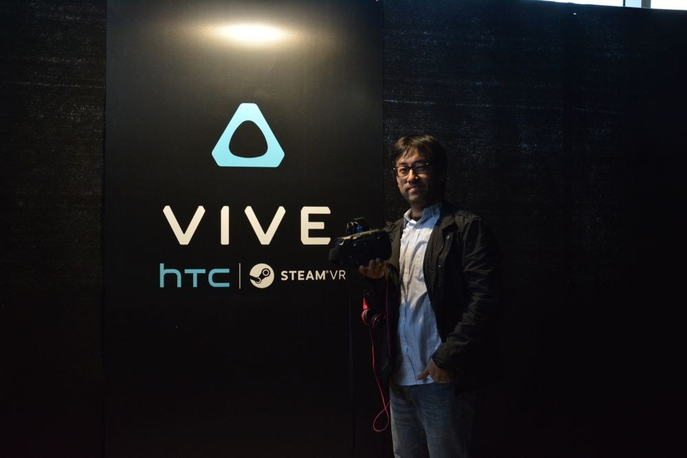 New HTC Vive Logo 1