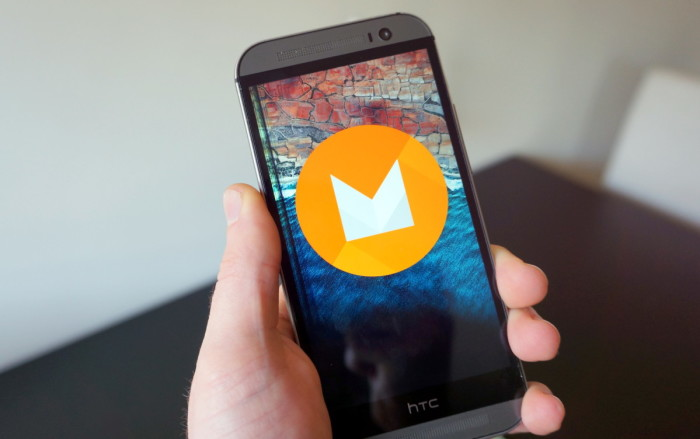 HTC One M8 Android Marshmallow update rolling out in the US