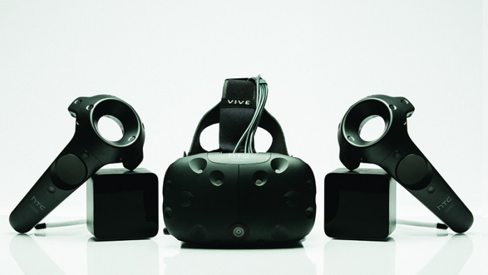 HTC adds new feature and throws in two games with the Vive for $799