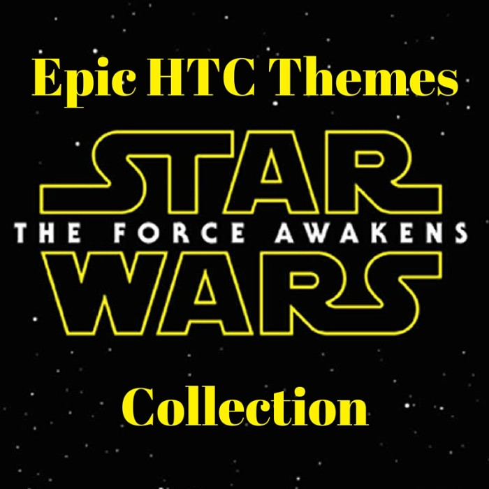 Epic Star Wars themes part II