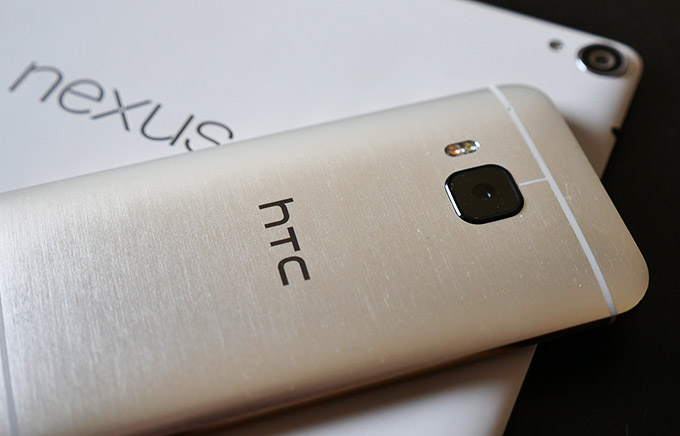 DEAL: Buy an HTC One M9, get the Nexus 9 for free