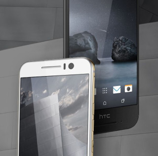 HTC One S9 unveiled with mid-range specs, One M9 aluminum chassis