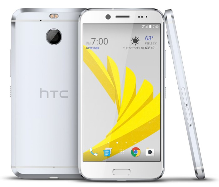 The HTC Bolt looks like a mini HTC 10, ditches the headphone jack