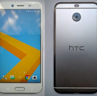 HTC Bolt leaks reveal high-end specs