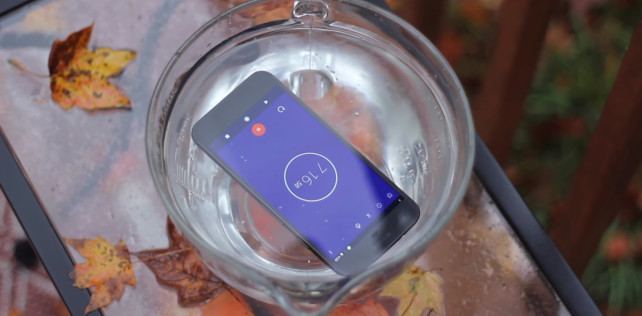 [VIDEO] See if the Pixel can survive 30 minutes of water submersion