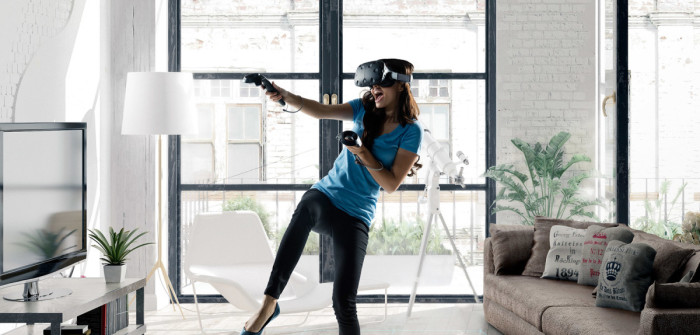 The potential of the HTC Vive drives HTC's stock price up