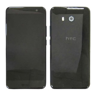 HTC U leak shows off the front and back of the phone