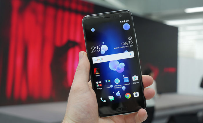 HTC U 11 officially unveiled