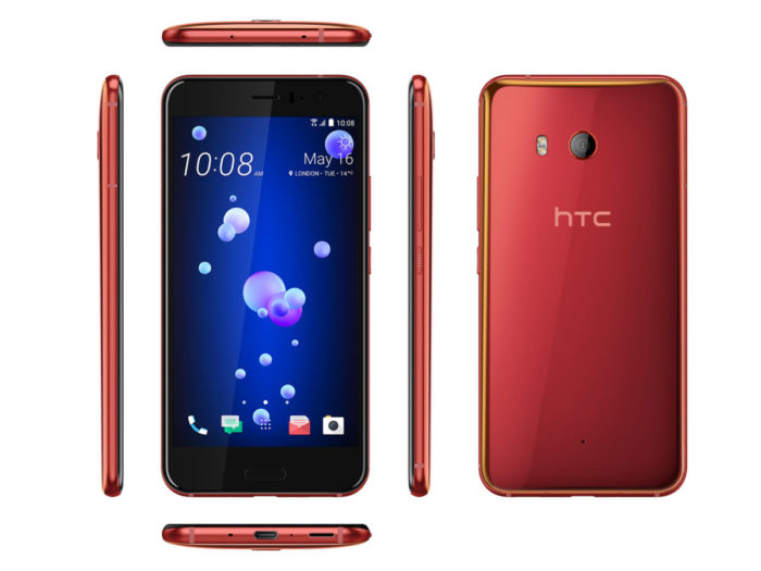 HTC U11 pictures