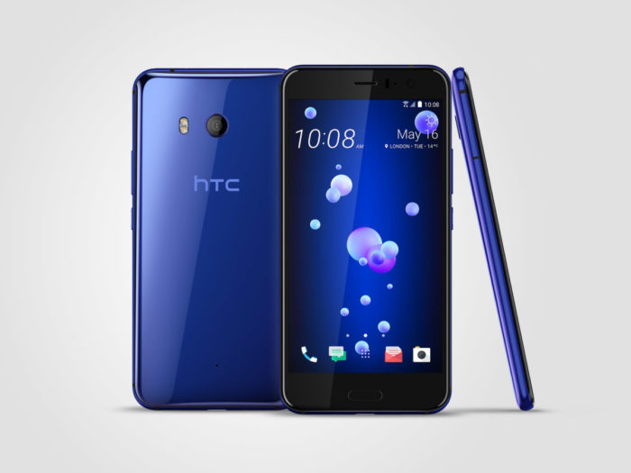 HTC U11 specs, price and availability