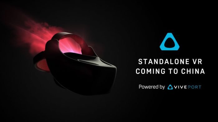 HTC has a unique standalone Vive RV headset for China
