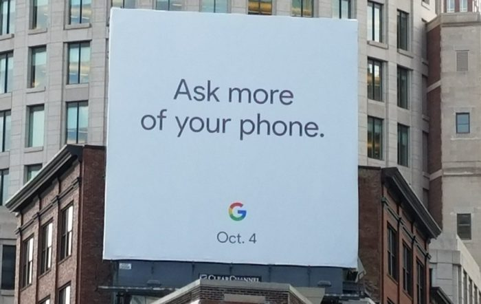 Four new Pixel 2 features revealed ahead of next week's launch