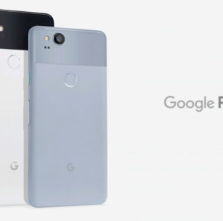 Pixel 2 smartphone officially unveiled