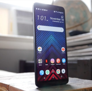 HTC U11+ review: everything the U11 should have been