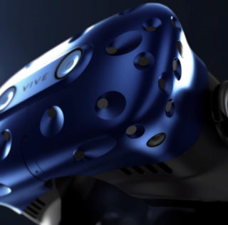 HTC unveils the Vive Pro with high-resolution displays