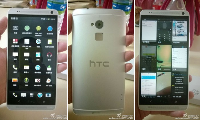 HTC One Max-Pictures Leaked