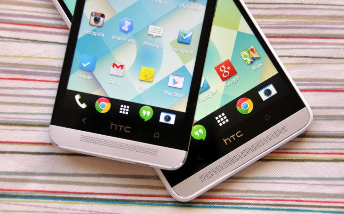 An HTC M8 with 'much thinner bezels' could be smaller than