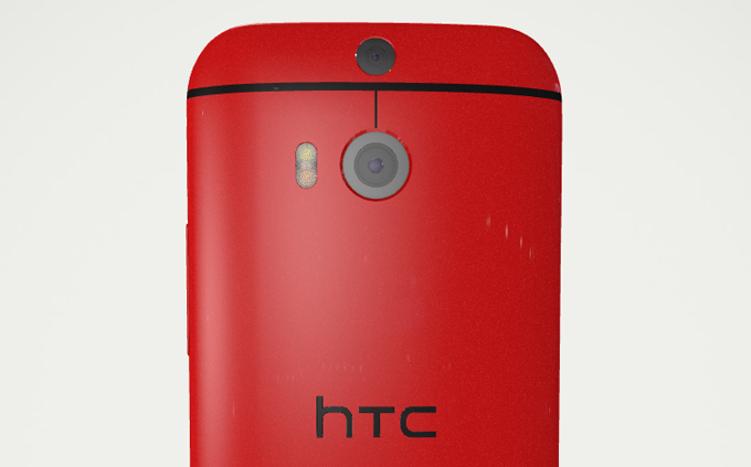 Glamour Red and Amber Gold HTC One (M8) heading to Verizon
