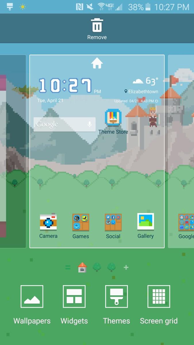 HTC and Samsung Theme app showdown – HTC Source