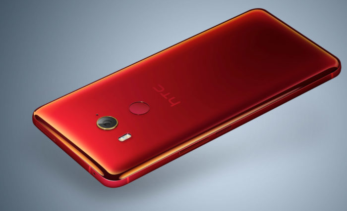 HTC U11 EYEs unveiled with dual front-facing cameras – HTC